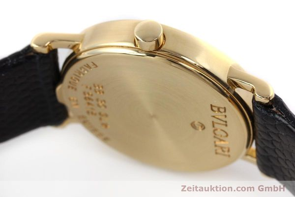 Used luxury watch Bvlgari Bvlgari 18 ct gold quartz Kal. 732-93 Ref. BB30GL  | 143066 08