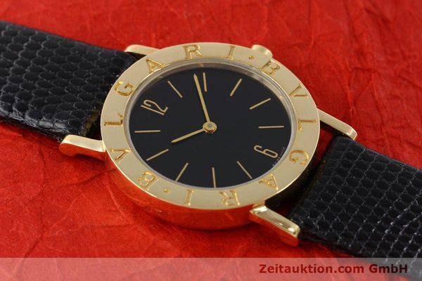 Used luxury watch Bvlgari Bvlgari 18 ct gold quartz Kal. 732-93 Ref. BB30GL  | 143066 12