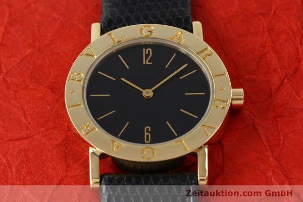 Used luxury watch Bvlgari Bvlgari 18 ct gold quartz Kal. 732-93 Ref. BB30GL  | 143066 13