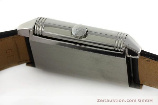 Used luxury watch Jaeger Le Coultre Reverso steel manual winding Kal. 822 Ref. 271.8.61  | 143067 08