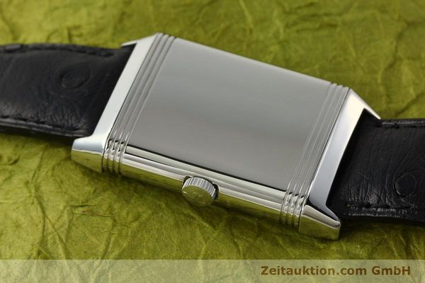 Used luxury watch Jaeger Le Coultre Reverso steel manual winding Kal. 822 Ref. 271.8.61  | 143067 12