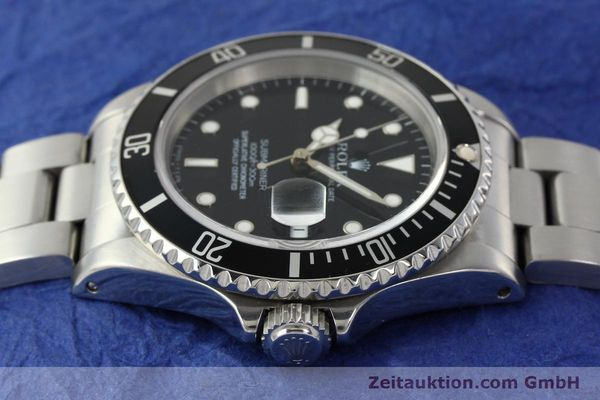 Used luxury watch Rolex Submariner steel automatic Kal. 3135 Ref. 16610  | 143072 05