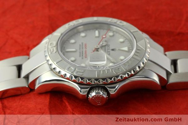 Used luxury watch Rolex Yacht-Master steel / platinium automatic Kal. 2235 Ref. 169622  | 143073 05