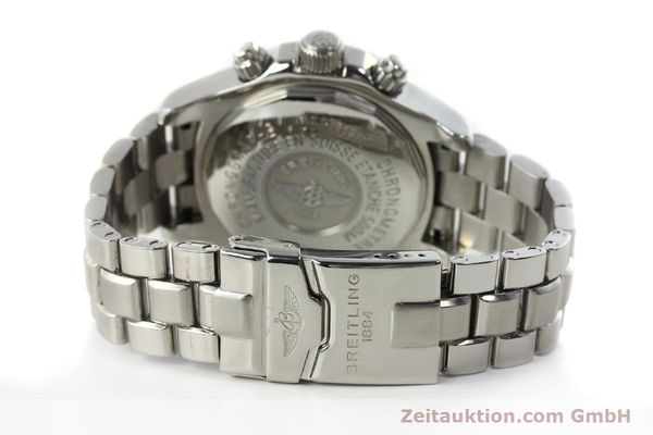 Used luxury watch Breitling Superocean Chronograph chronograph steel automatic Kal. B13 ETA 7750 Ref. A13340  | 143077 11