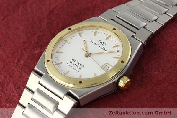 Used luxury watch IWC Ingenieur steel / gold automatic Kal. 37590 Ref. 3508  | 143078 01
