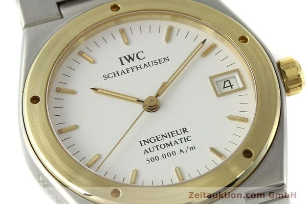 Used luxury watch IWC Ingenieur steel / gold automatic Kal. 37590 Ref. 3508  | 143078 02