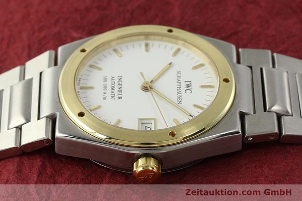 Used luxury watch IWC Ingenieur steel / gold automatic Kal. 37590 Ref. 3508  | 143078 05