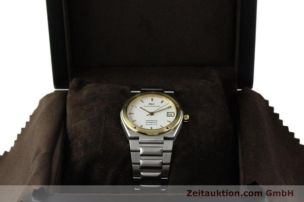 Used luxury watch IWC Ingenieur steel / gold automatic Kal. 37590 Ref. 3508  | 143078 07