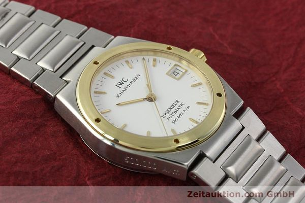 Used luxury watch IWC Ingenieur steel / gold automatic Kal. 37590 Ref. 3508  | 143078 15