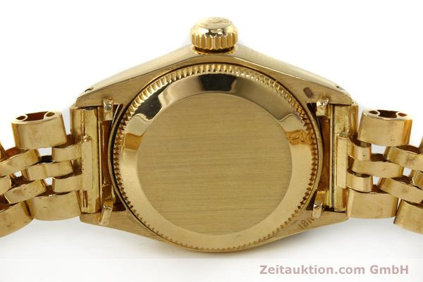 Used luxury watch Rolex Oyster Perpetual 18 ct gold automatic Kal. 2030 Ref. 6719  | 143081 08