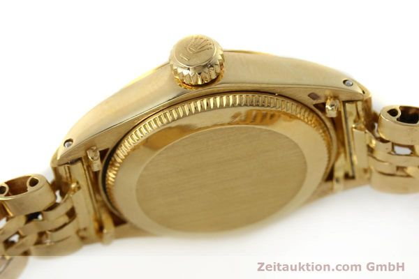 Used luxury watch Rolex Oyster Perpetual 18 ct gold automatic Kal. 2030 Ref. 6719  | 143081 11