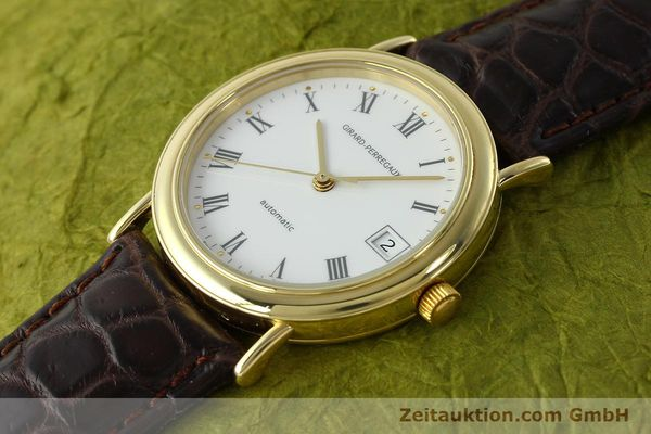 Used luxury watch Girard Perregaux * 18 ct gold automatic Kal. 2200 Ref. 4799.51  | 143087 01