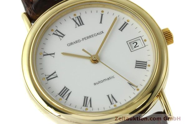 Used luxury watch Girard Perregaux * 18 ct gold automatic Kal. 2200 Ref. 4799.51  | 143087 02