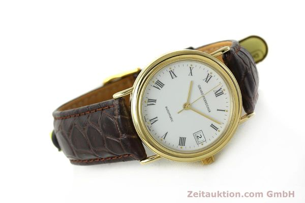 Used luxury watch Girard Perregaux * 18 ct gold automatic Kal. 2200 Ref. 4799.51  | 143087 03