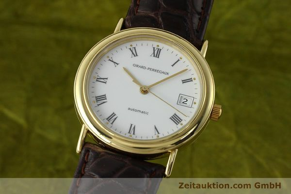 Used luxury watch Girard Perregaux * 18 ct gold automatic Kal. 2200 Ref. 4799.51  | 143087 04