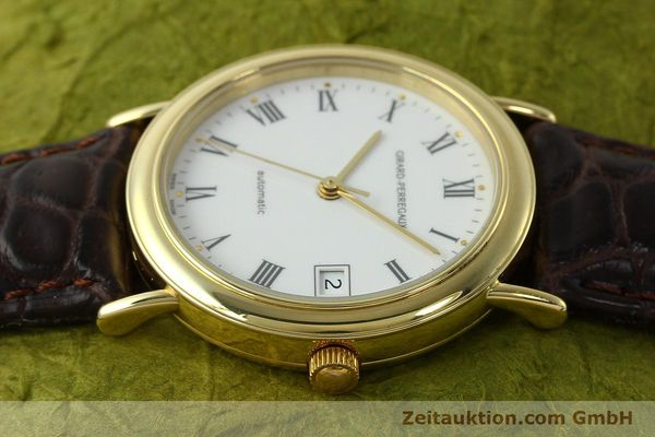 Used luxury watch Girard Perregaux * 18 ct gold automatic Kal. 2200 Ref. 4799.51  | 143087 05