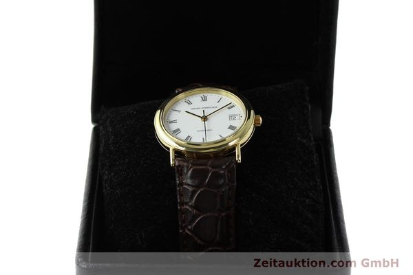 Used luxury watch Girard Perregaux * 18 ct gold automatic Kal. 2200 Ref. 4799.51  | 143087 07