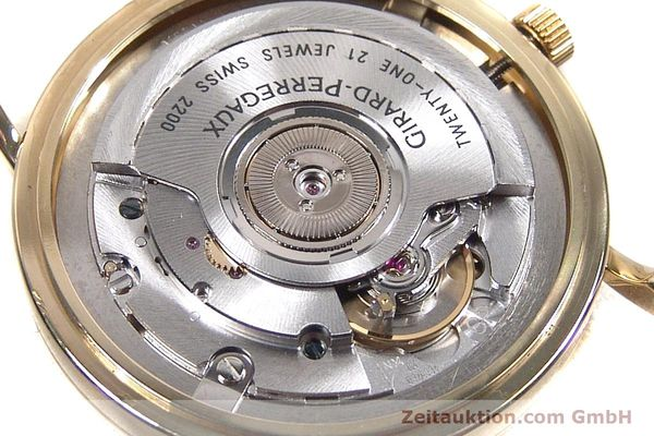 Used luxury watch Girard Perregaux * 18 ct gold automatic Kal. 2200 Ref. 4799.51  | 143087 11