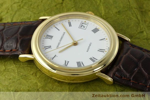 Used luxury watch Girard Perregaux * 18 ct gold automatic Kal. 2200 Ref. 4799.51  | 143087 15