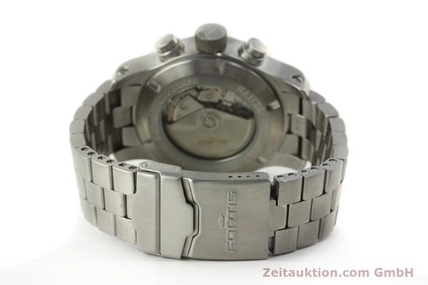 Used luxury watch Fortis B42 chronograph steel automatic Kal. ETA 7750  | 143092 11