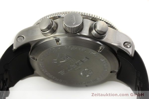 Used luxury watch Fortis B42 chronograph steel automatic Kal. ETA 7750 Ref. 638.22.141  | 143093 08