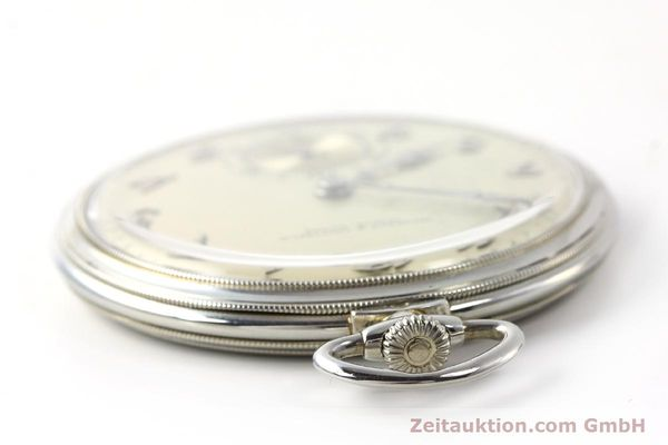 Used luxury watch Vacheron & Constantin Taschenuhr 18 ct white gold manual winding  | 143105 11