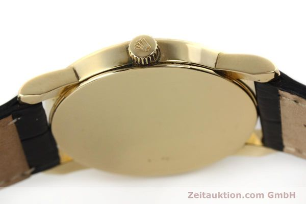 Used luxury watch Rolex Cellini 18 ct gold manual winding Kal. 1602 Ref. 5116  | 143107 11