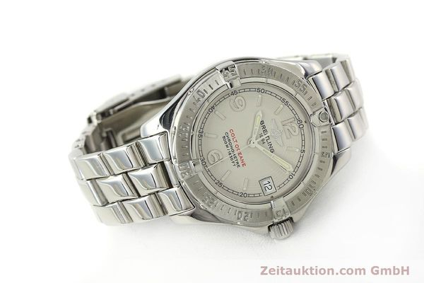 Used luxury watch Breitling Colt Oceane steel quartz Kal. B57 ETA 955412 Ref. A57350  | 143108 03