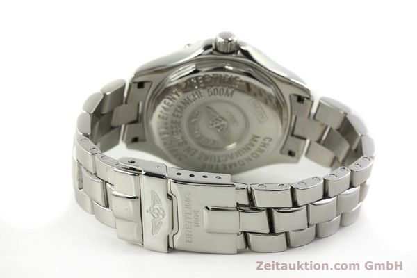 Used luxury watch Breitling Colt Oceane steel quartz Kal. B57 ETA 955412 Ref. A57350  | 143108 11