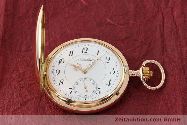 Used luxury watch A. Lange & Söhne DUF 14 ct red gold manual winding  | 143112 17