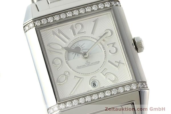 Used luxury watch Jaeger Le Coultre Reverso steel automatic Ref. 235.8.76  | 143116 02