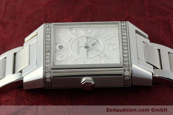 Used luxury watch Jaeger Le Coultre Reverso steel automatic Ref. 235.8.76  | 143116 05