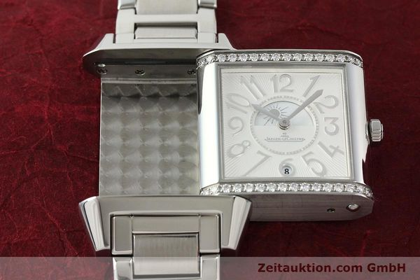 Used luxury watch Jaeger Le Coultre Reverso steel automatic Ref. 235.8.76  | 143116 13
