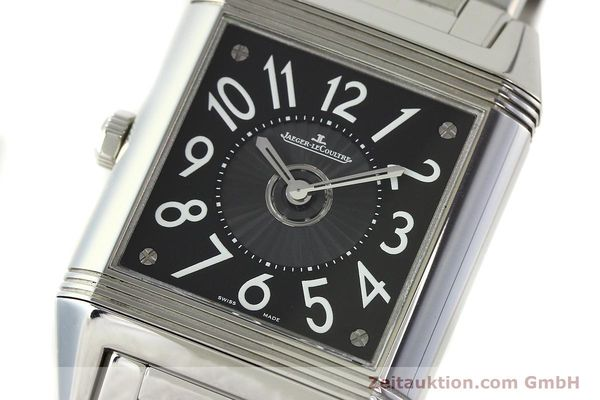Used luxury watch Jaeger Le Coultre Reverso steel automatic Ref. 235.8.76  | 143116 14