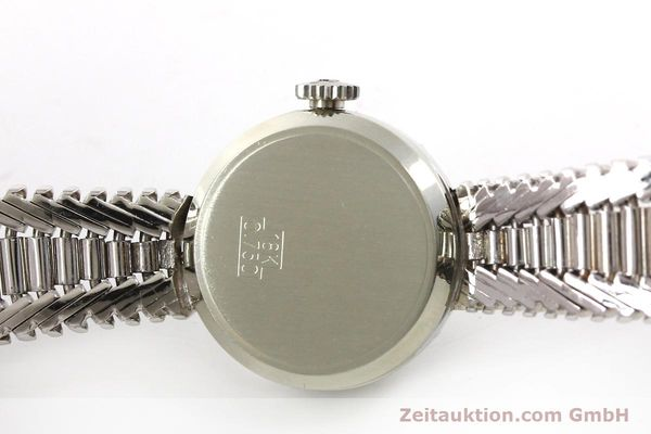 Used luxury watch Jaeger Le Coultre * 18 ct white gold manual winding  | 143123 09