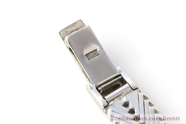 Used luxury watch Jaeger Le Coultre * 18 ct white gold manual winding  | 143123 12