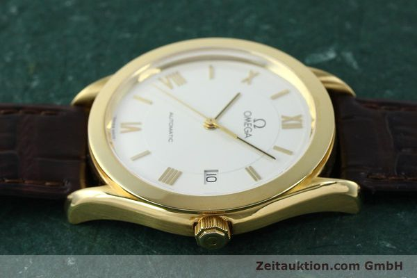 Used luxury watch Omega * 18 ct gold automatic Kal. 1108  | 150008 05