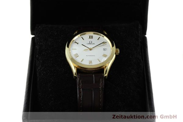 Used luxury watch Omega * 18 ct gold automatic Kal. 1108  | 150008 07