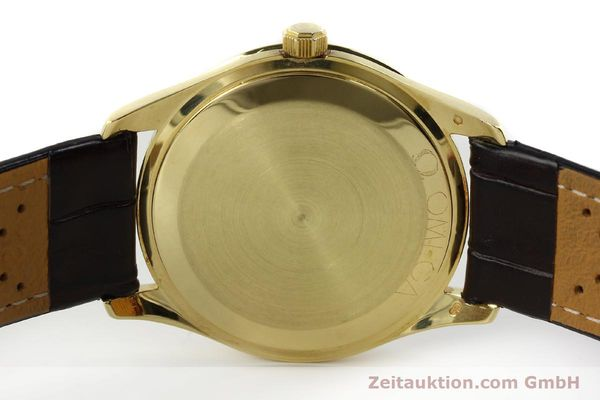 Used luxury watch Omega * 18 ct gold automatic Kal. 1108  | 150008 08