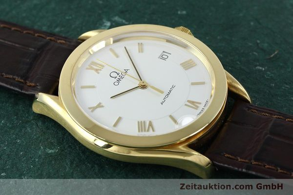 Used luxury watch Omega * 18 ct gold automatic Kal. 1108  | 150008 14