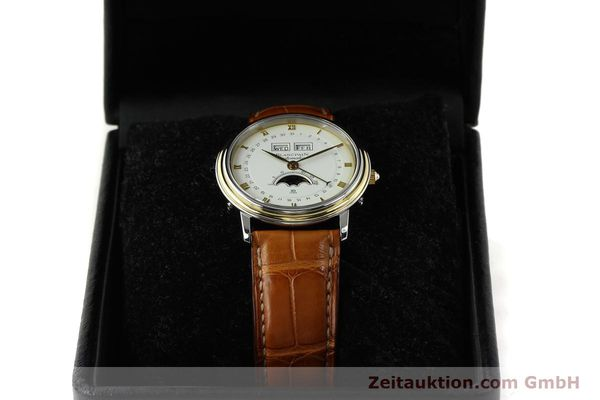 Used luxury watch Blancpain Villeret steel / gold automatic Kal. 6595  | 150012 07