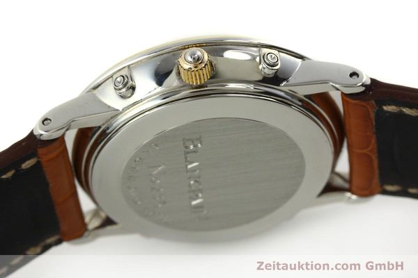 Used luxury watch Blancpain Villeret steel / gold automatic Kal. 6595  | 150012 08