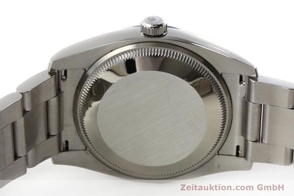 montre de luxe d occasion Rolex Air King acier automatique Kal. 3130 Ref. 114200  | 150014 08