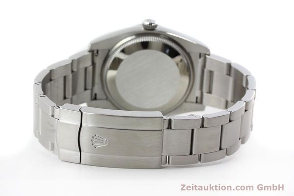 Used luxury watch Rolex Air King steel automatic Kal. 3130 Ref. 114200  | 150014 12