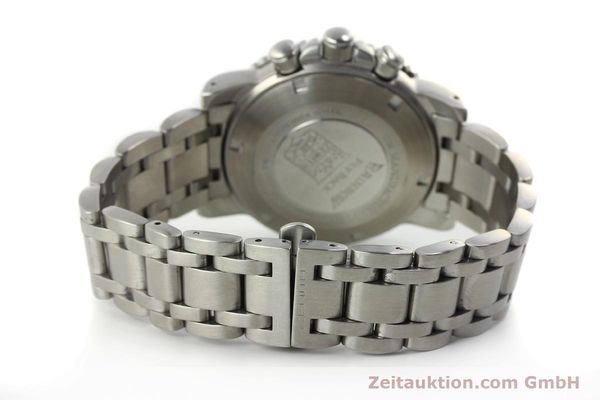 Used luxury watch Zenith Elprimero chronograph steel automatic Kal. 405Z Ref. 01/02.0470.405  | 150025 11