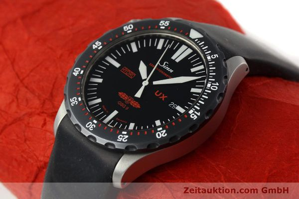 Used luxury watch Sinn UX SDR GSG9 steel quartz  | 150027 01