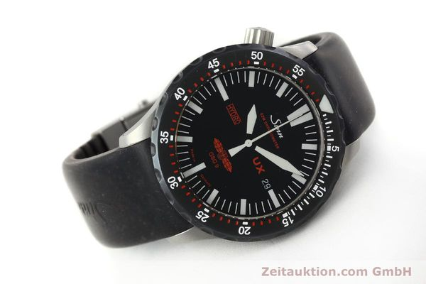 Used luxury watch Sinn UX SDR GSG9 steel quartz  | 150027 03