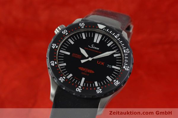 Used luxury watch Sinn UX SDR GSG9 steel quartz  | 150027 04