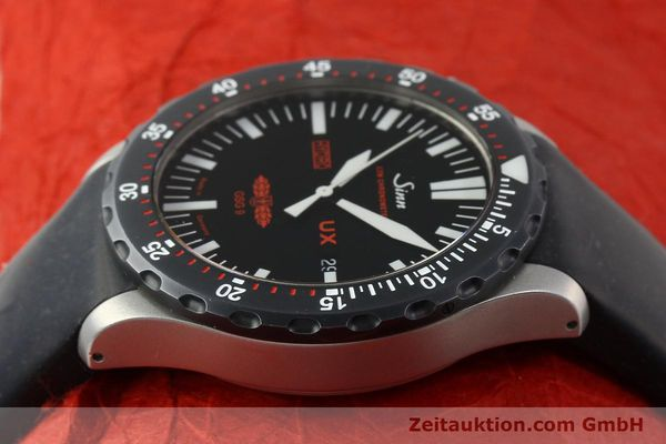 Used luxury watch Sinn UX SDR GSG9 steel quartz  | 150027 05