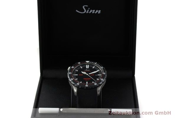 Used luxury watch Sinn UX SDR GSG9 steel quartz  | 150027 07